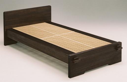 組子ベッド画像