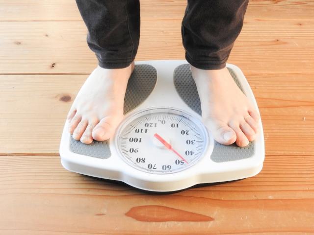 体重計イメージ