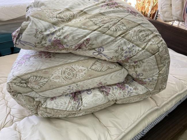 イングランド産羽毛布団